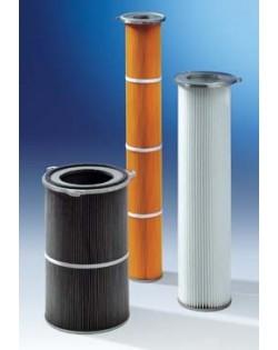 Филтърни патрони с фланец Ф150, 214 и 327 mm